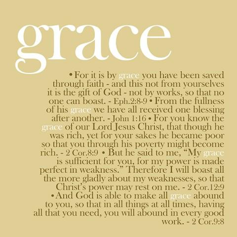 Grace | summday summway