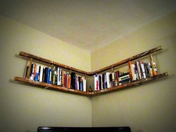 ikea library ladder